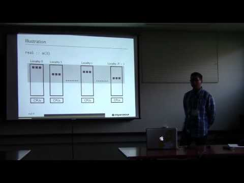 Antoine TRAN TAN: Extending C++ with Co-Array semantics