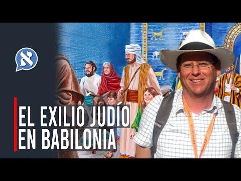 EL EXILIO BABILÓNICO:  YEHUDA KAPLAN - CESAR SILVA