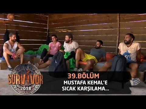 Ünlüler Mustafa Kemal'i nasıl karşıladı?   39.Bölüm   Survivor 2018
