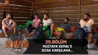 Ünlüler Mustafa Kemal'i Nasıl Karşıladı? | 39.bölüm | Survivor 2018