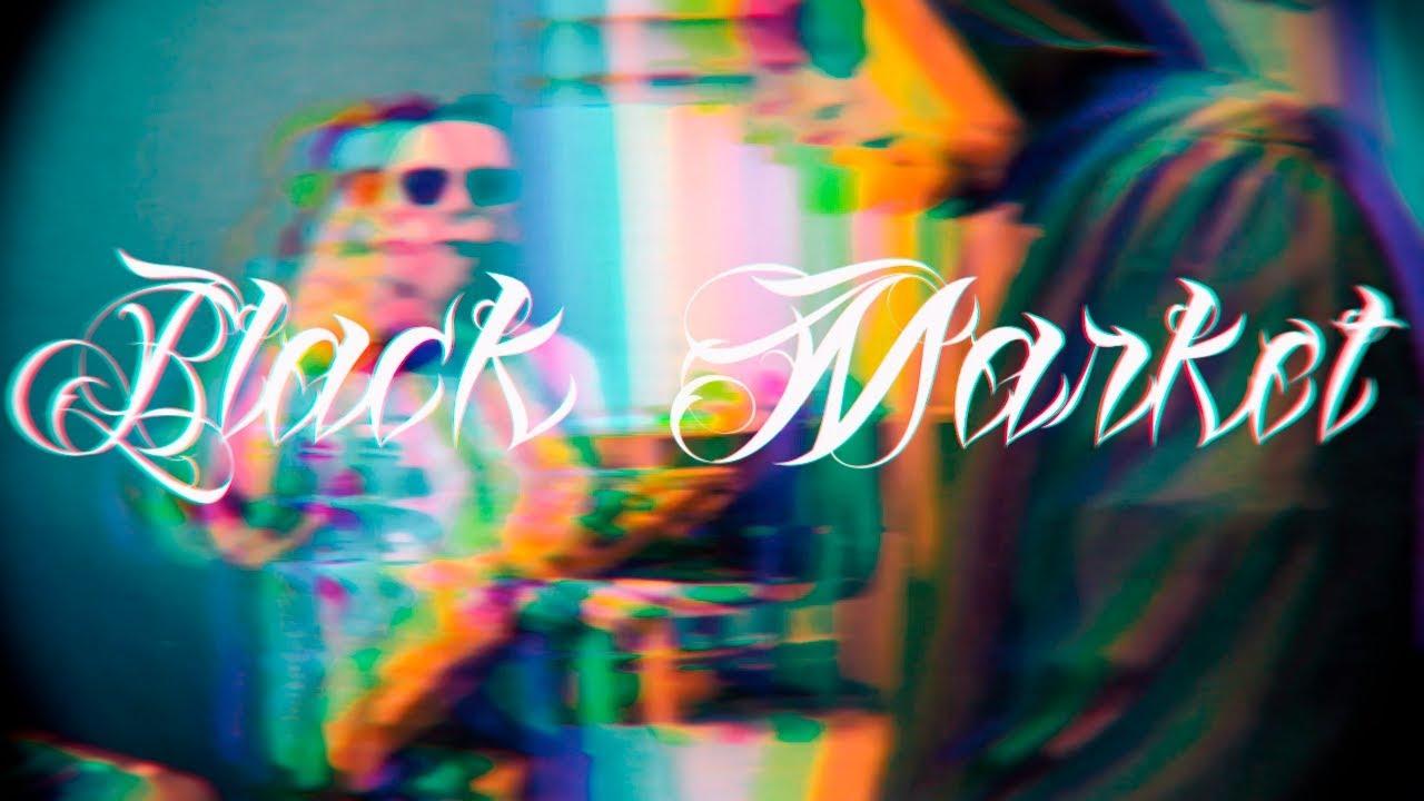 black market - acid (live on #фирмазвук)