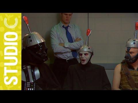 Supervillain Interrogation