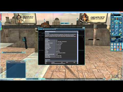 Best Engineer Weapon Options in Anarchy Online