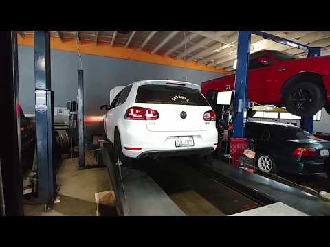 MK6 2012 Volkswagen GTI Stratified Auto Crackle and Pop Tune