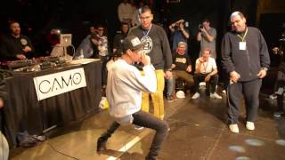 EUDE y GARNETT vs DARY y MUTE - Cuartos - FullRap Party - (21/01/2017) (VIDEO)