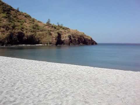 Anawangin Beach Cove, San Antonio, Zambales, Philippines