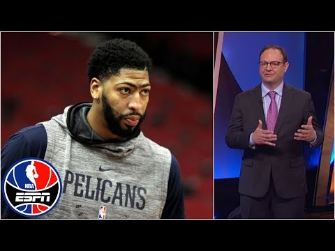 Woj explains what itd take for Anthony Davis to be traded | NBA Countdown