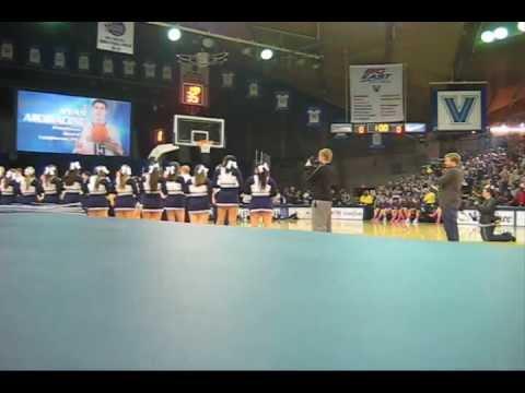 Villanova Basketball - Meet the Players - Hoops Mania 2012