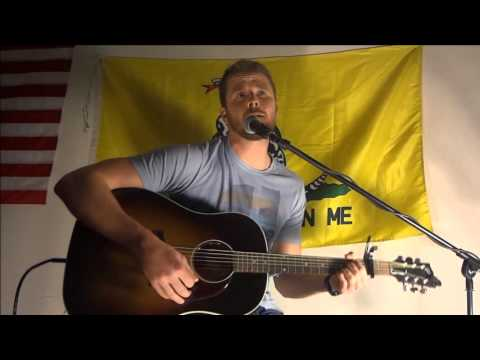 American Country Love Song - Jake Owen Cover by Bryce Wujek