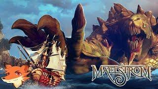 MAELSTROM [FR] On combat à la fois joueurs et monstres marins!
