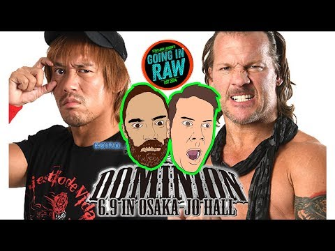 NJPW DOMINION LIVE REACTION STREAM! (Going in Raw LIVE)