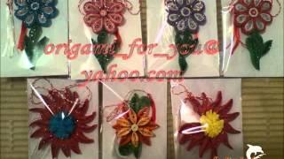 Felicitari, cosulete, martisoare - quilling/origami