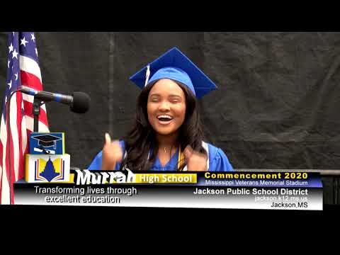 2020 Murrah High School Graduation
