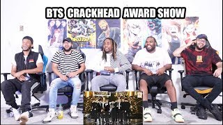 BTS Being Chaotic Crackheads in Award Shows REACTION
