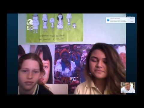 Peace Talk: Colegio del Arce, Argentina