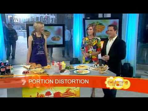 Amanda Clark on The Morning Show