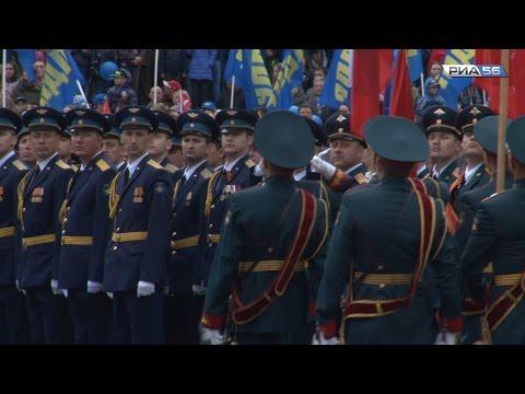 Ряженые казаки в Оренбурге