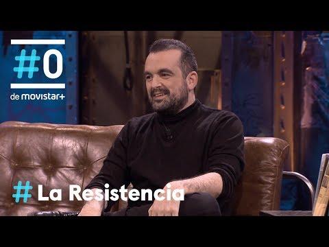 LA RESISTENCIA - Entrevista a Nacho Vigalondo | #LaResistencia 10.01.2019
