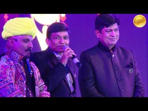 Jayantilal Gada Reciveing Honor Awards At...