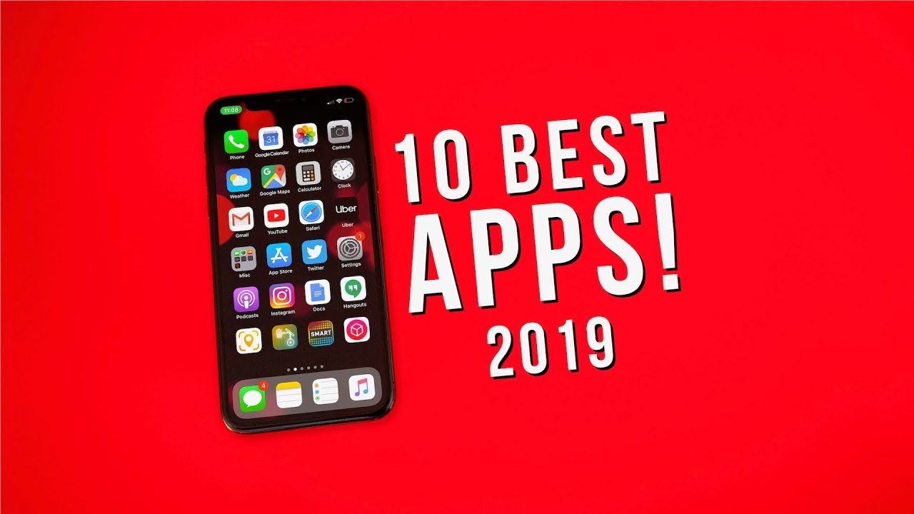 10 Best FREE iPhone Apps Early 2019 | Must Have