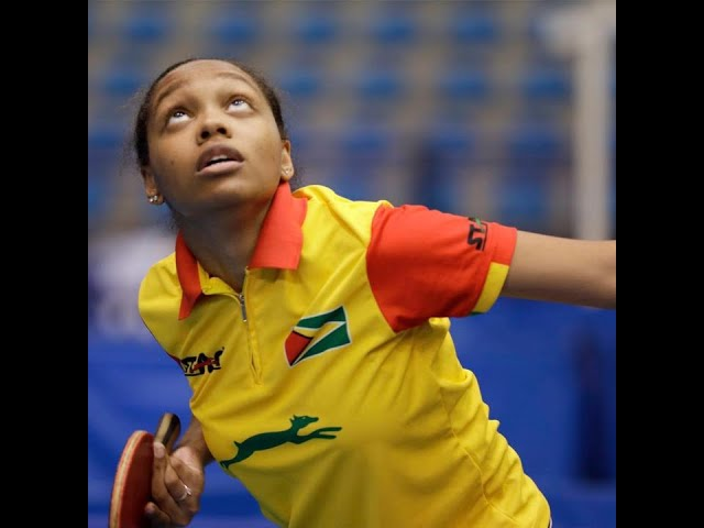 GUYANA OLYMPICS TEAM 2021