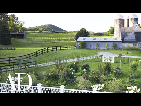 Inside Christopher Spitzmiller's Hudson Valley Farmhouse | Architectural Digest