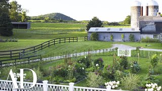 Christopher Spitzmiller's Hudson Valley Farmhouse