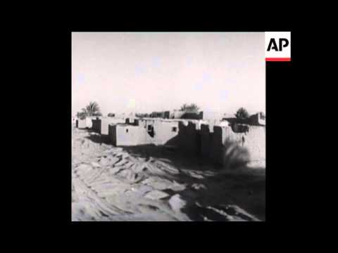 SYND 13/6/70 ISRAELI COMMANDO FORCE CROSSED SUEZ CANAL AND ATTACKED EGYPT LINES