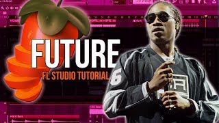 How To Make A Future Type Beat In Fl Studio 12