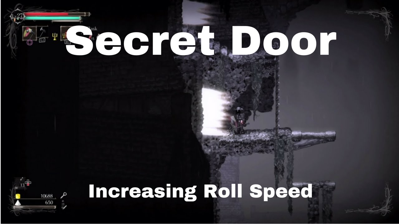 Salt And Sanctuary Secret Door Leading To Wrapped Link Increases