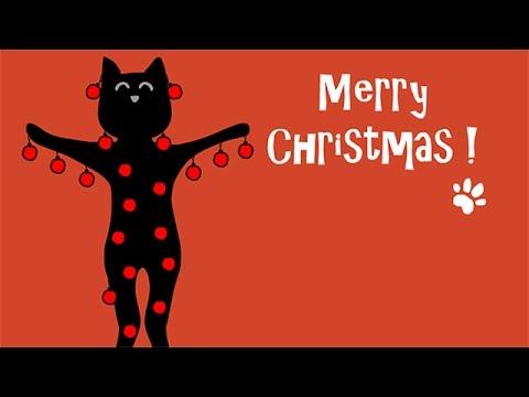 Christmas Cat Game Walkthrough - YouTube
