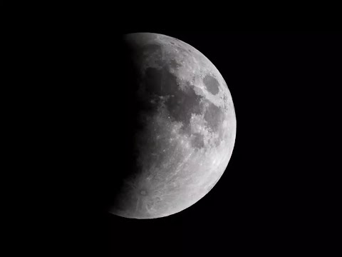 Lunar Eclipse 2020 Changes Clearly Visible