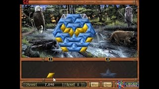 Adventure Inlay (2004, PC) - 07 of 16: Enigma Level 01~12 [720p60]