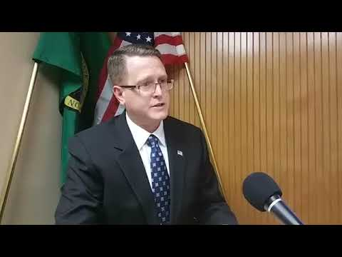 Sealed Hearings: Breaking News Special Report from Washington Representative Matt Shea