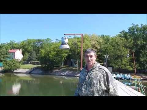 Ставрополье. Новотроицкое водохранилище. Обзор базы отдыха БОДРОСТЬ. Рыбалка на отменного карася.