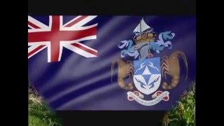 Tristan da Cunha not just anthem (harmonica)music by Myrrh Klimpers