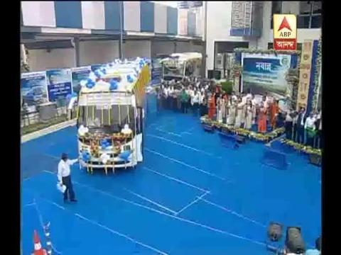 Kolkata-Khulna Bus Service resumed from Nabanna
