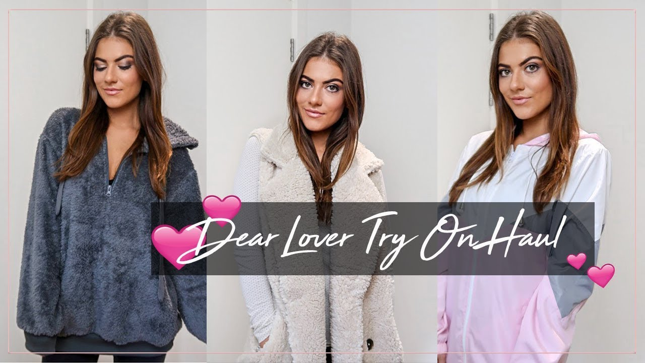 1d6f8706a1 HUGE JUMPERS AND JACKETS TRY ON HAUL