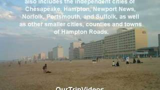 Virginia Beach, Chesapeake Bay Bridge Tunnel, Temple, VA, US - Part 1