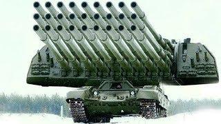 5 Extreme Military Machines Of Doom