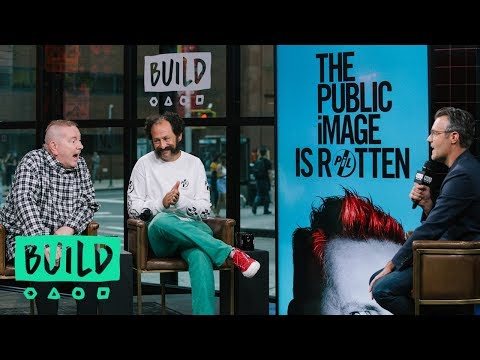 John Lydon And Tabbert Fiiller Discuss 'The Public  Is Rotten' Documentary