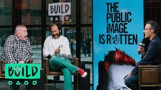 John Lydon And Tabbert Fiiller Discuss 'The Public Image Is Rotten' Documentary