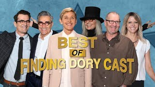 Best of 'Finding Dory' Cast