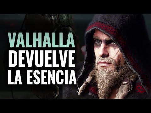 LA ESENCIA REGRESA CON ASSASSIN'S CREED VALHALLA