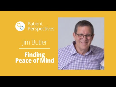 Jim Butler - Finding Peace of Mind After an Alzheimer's Diagnosis