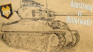 Company of Heroes 2: Aimstrong vs. ihitto heartstopper