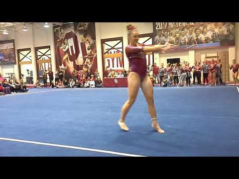 Maggie Nichols Ou intrasquad Floor 2017  9.95