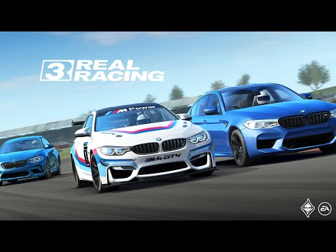 Real Racing 3 V8.1 BMW Update Overview