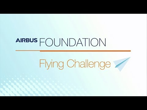 Airbus Foundation Flying Challenge, Broughton 2018