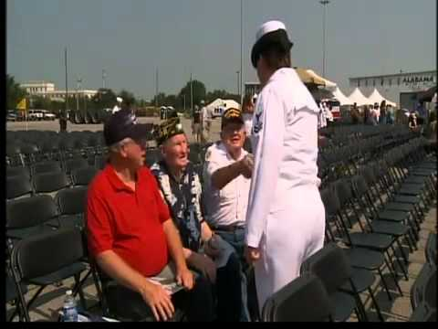 USS William P. Lawrence commissioned